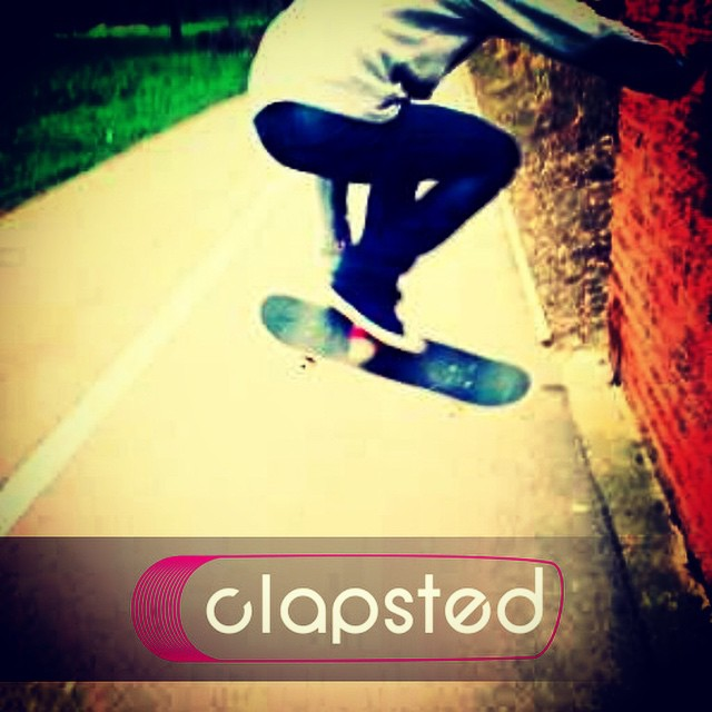 - clapsted endorsment