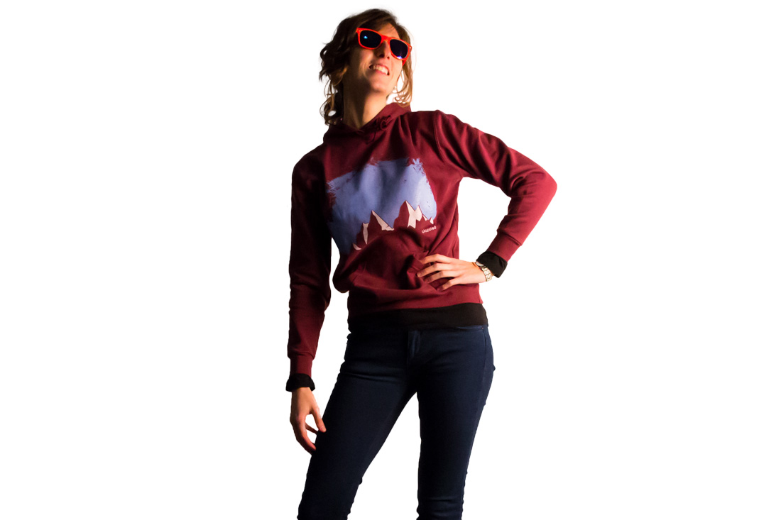 t-shirt and hoodies for snowboarders